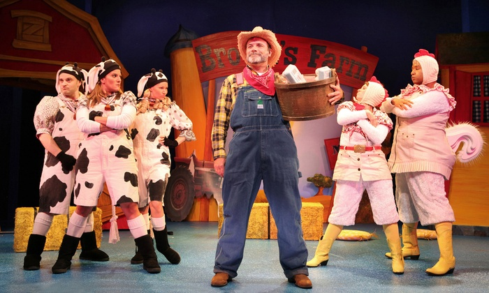 """""""Click, Clack, Moo"""" - McAninch Arts Center at the College of DuPage: """"Click, Clack, Moo"""" at McAninch Arts Center at the College of DuPage on Saturday, February 14 (Up to 63% Off)"""
