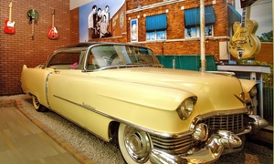 Elvis Hollywood Legends Museum: Admission for Two or Four at Elvis Hollywood Legends Museum (Up to 42% Off)