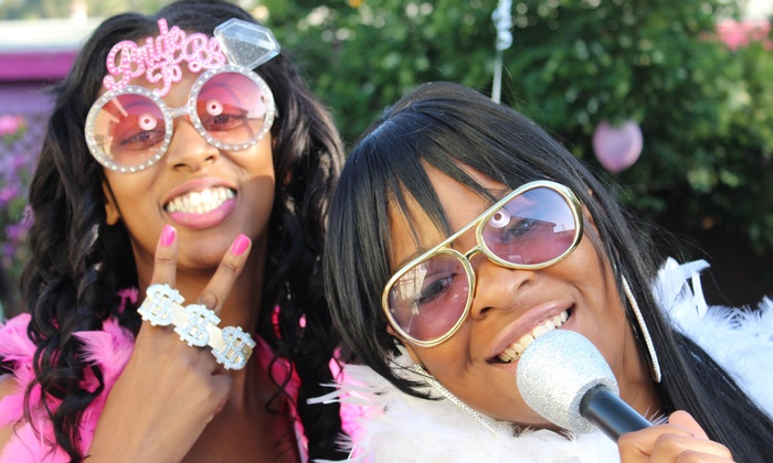 It's My Party - San Francisco: $418 for $760 Worth of Photo-Booth Rental — It's My Party