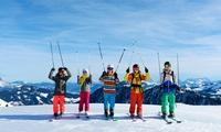1, 2 o 3 días de alquiler de equipo de esquí o snowboard de gama media desde 8,95 €en Open Sierra Nevada