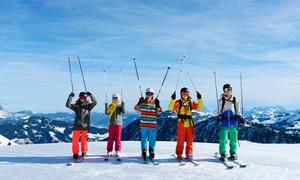Open Sierra Nevada: 1, 2 o 3 días de alquiler de equipo de esquí o snowboard de gama media desde 8,95 €en Open Sierra Nevada
