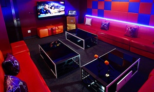 Air Park Karaoke Lounge: Two Hours of Private-Room Karaoke for Up to 6, 9, or 13 at Air Park Karaoke Lounge (Up to 48% Off)