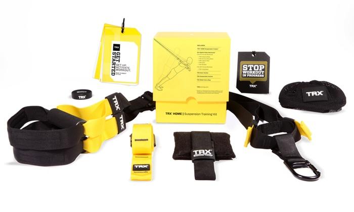 TRX Home Suspension-Training Kit: TRX Home Suspension-Training Kit. Free Returns.