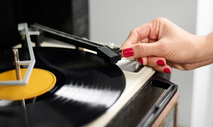 The Time Capsule - Multiple Locations: $12 for $20 Worth of Vinyl Records at The Time Capsule