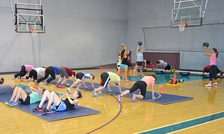 3- or 6-Week Boot Camp from Freedom Fitness Boot Camp (Up to 61% Off)