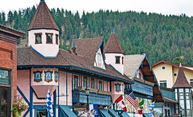 FairBridge Inn & Suites - Leavenworth, WA: Stay at FairBridge Inn & Suites in Leavenworth, WA; Dates into December