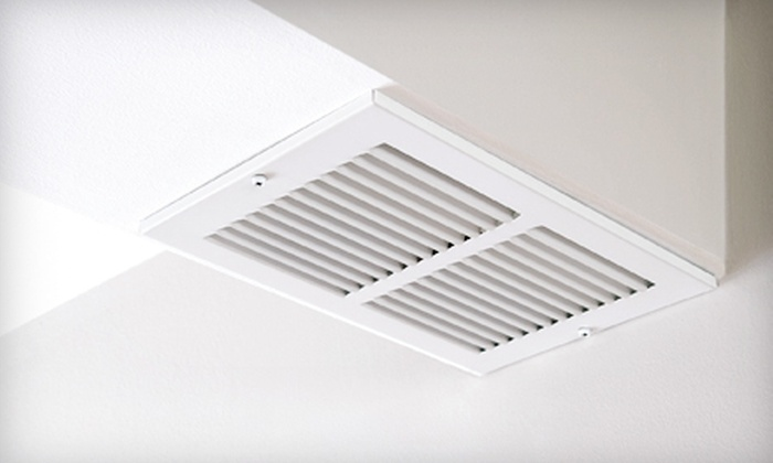 Dr. Air Care - Goose Island: $40 for a Negative-Air-Suction Air-Duct Cleaning from Dr. Air Care ($85 Value)