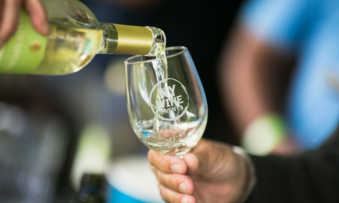 Brooklyn Crush Wine and Artisanal Food Festival: Spring Edition on  Saturday, May 13, at 2 p m  or 7 p m