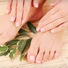 Half Off Mani-Pedi at Spahara