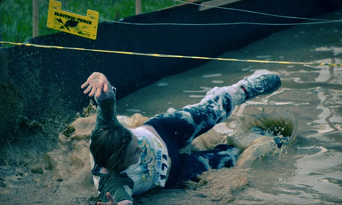 Leavenworth Winter Sports Club - Leavenworth-Lake Wenatchee: $22.49 for the Bavarian Battle 5K Obstacle Run on Saturday, June 22 from Leavenworth Winter Sports Club ($45 Value)