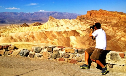 Guided Death Valley, Zion, or Ghost Town Day Tour by Bus for One, Two, or Four from Bindlestiff Tours (Up to 53% Off)