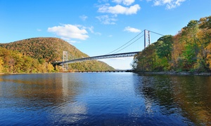 Historic Mountain Lodge just Outside NYC at Bear Mountain Overlook Lodge & Stone Cottages, plus 6.0% Cash Back from Ebates.