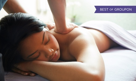 One or Three 60-Minute Swedish or Deep-Tissue Massages at Absolute Massage of Knoxville (Up to 51% Off)