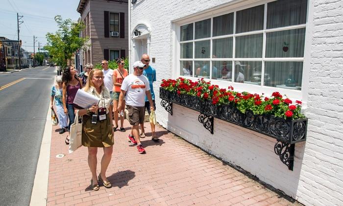 Savor Gettysburg Food Tours - Gettysburg: Walking Food Tour for One or Two from Savor Gettysburg Food Tours (Up to 40% Off)