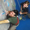 Up to 64% Off Rock Climbing at Triangle Rock Club