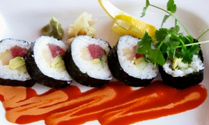 Benkay Japanese Restaurant & Sushi Bar: Japanese Cuisine at Benkay Japanese Restaurant & Sushi Bar (Up to 40% Off)