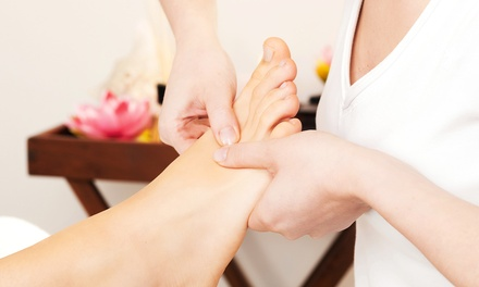 $29 for a 60-Minute Reflexology Treatment at Saba' Health Center ($60 Value)