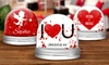 Personalized Snow Globes from Dinkleboo (Up to 63% Off)