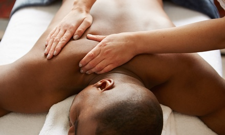 One or Three 60-Minute Massages at Studio V Salon & Day Spa (Up to 50% Off)