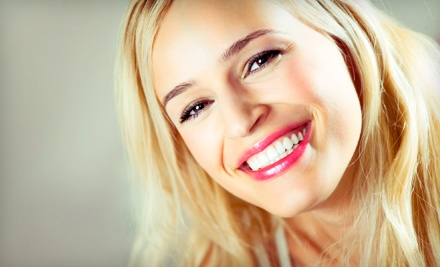 $35 for a Dental Exam, Cleaning, Full Set of Digital X-rays, and Fluoride Treatment at Easy Pay Dental ($485 Value)