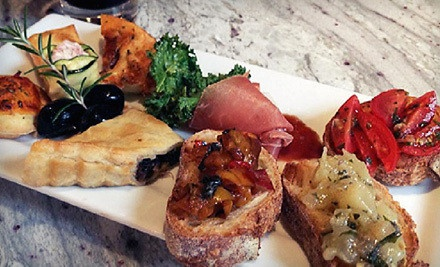 $9.99 for Three $7 Vouchers for Coffee, Baked Goods, and Italian Cuisine at Caffè Torino ($21 Value)