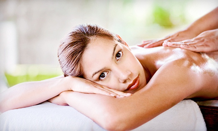Spring Thyme Day Spa - Financial District: One or Two Spa Services, Including Massage, Facial, or Body Scrub, at Spring Thyme Day Spa (Up to 68% Off)