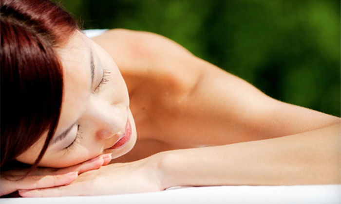 Sanctuary Massage - Multiple Locations: Head, Hand, and Foot Masage, Full-Body Massage, or Private Couples Massage Lesson at Sanctuary Massage (Up to Half Off)