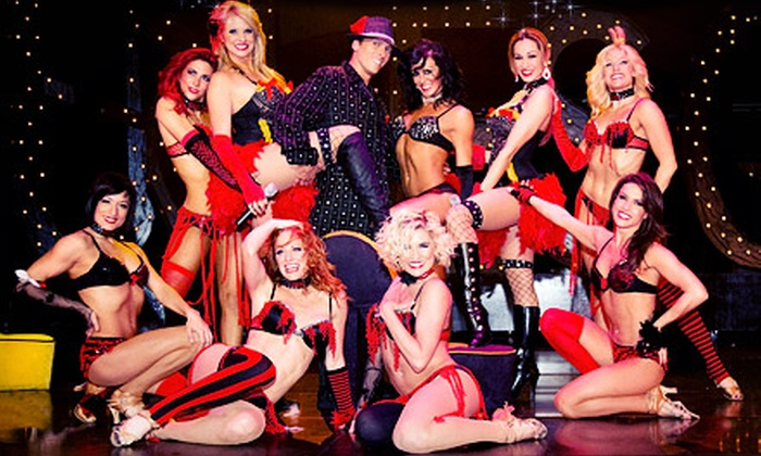 iCandy The Show - V Theater: iCandy The Show for One or Two at Saxe Theater (Up to 57% Off)