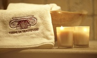 Trattamento rilassante viso e corpo più massaggio da 30 minuti alle Terme di Trastevere (sconto fino a 55%)