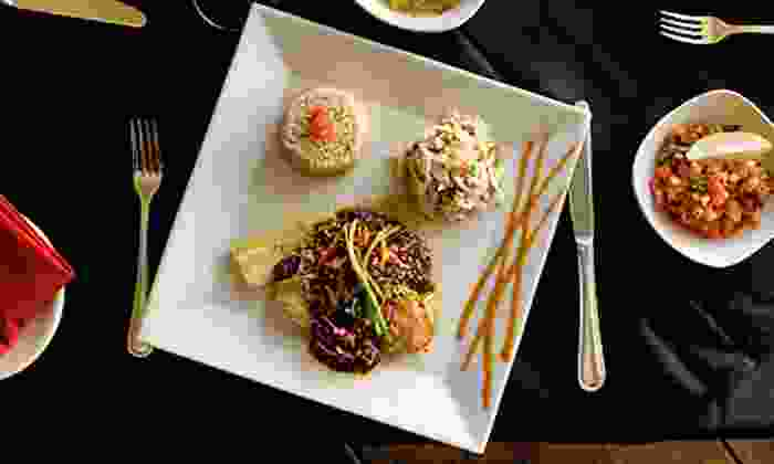 De La Vega Restaurante y Galeria - De Land: Modern Latin Cuisine for Two or Four at De La Vega Restaurante y Galeria (Up to 51% Off)