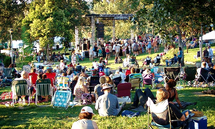 Blues and Bones Festival - Crooked Flats. Eagle, Idaho: Admission to Blues and Bones Festival for Two or Four on July 11 in Eagle (Up to 50% Off)