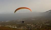 Vuelo en parapente biplaza en el Teide con reportaje fotográfico o vídeo HD desde 99 € en Vuelo Parapente