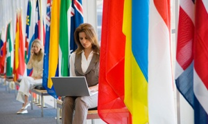 learndirect: Online European or Asian Ten-Language Course Bundle with learndirect (94% Off)