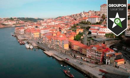 RentDouro — Porto: cruzeiro pelas 6 pontes do Porto e prova de vinho para duas ou quatro pessoas desde 14,90€