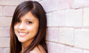Touch of Smiles Dental Care: $35 for Dental Exam with Teeth Cleaning and Bitewing X-Rays at Touch of Smiles Dental Care ($170 Value)