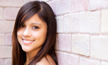 $35 for Dental Exam with Teeth Cleaning and Bitewing X-Rays at Touch of Smiles Dental Care ($170 Value)