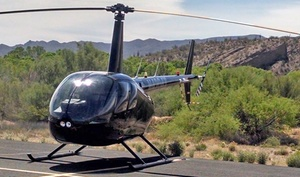 Tango Three: $179 for 30-Minute Scenic Helicopter Cruise for Two at Tango Three ($250 Value)