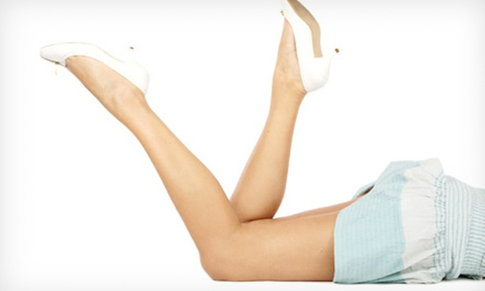 Boynton Anti-Aging - Boynton Beach-Delray Beach: Two Sclerotherapy Spider-Vein-Removal Treatments at Boynton Anti-Aging ($623.80 Value)