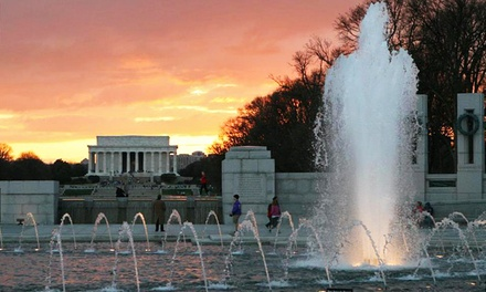 Four-Hour Day or Night Van Tour for Two or Four from Washington, DC Legend Tours (Up to 51% Off)