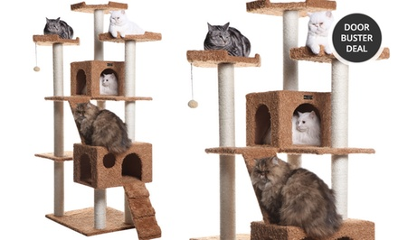 Armarkat Classic Cat Trees. Multiple Styles and Sizes Available from $79.99–$119.99. Free Returns.