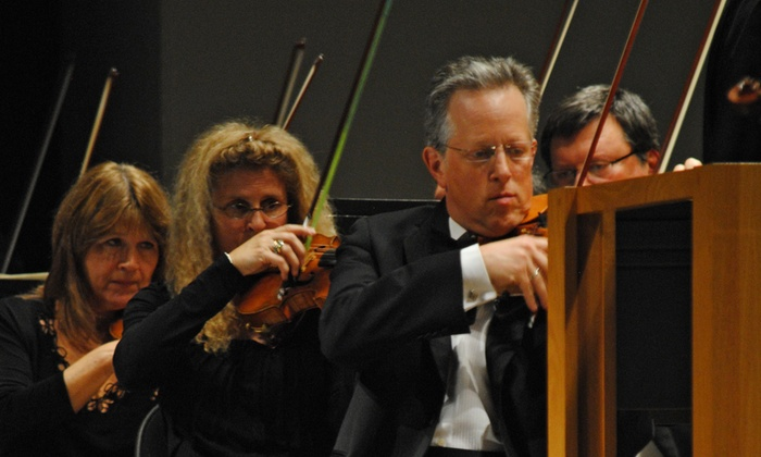 Greensboro Symphony Orchestra - Aycock Auditorium: Greensboro Symphony Orchestra Tanger Outlets Masterworks Season Finale on May 14 or 16 (Up to 56% Off)