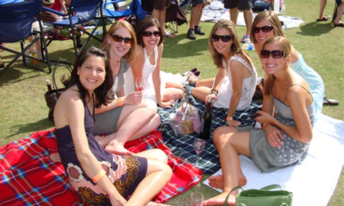 Great Grapes Wine, Arts & Food - 8: $15 for Great Grapes Wine, Arts & Food Festival at Oregon Ridge Park on June 1 and 2 ($27 Value)