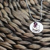51% Off Hand-Stamped Baby Feet Necklace