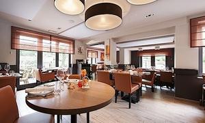 Aux petits oignons: Menu en4 services pour 2, 3 ou 4 personnes dès 90€ au restaurant étoilé Aux Petits Oignons