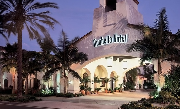 Anabella hotel coupons