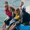 Keelboat Sailing and Optional Certification