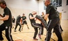 Five Self-Defence Classes