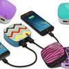 Aduro PowerUp 4,000mAh or 5,200mAh Portable Backup Battery
