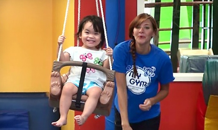 My Gym Hawaii - Multiple Locations: $49 for a Lifetime Family Membership with One Month of Kids Classes and Free Play at My Gym Hawaii ($158.60 Value)
