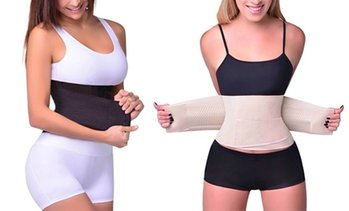 Double Compression Waist Shaper